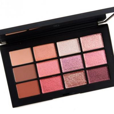 NARS Ignited Eyeshadow Palette Swatches