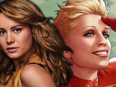 """Kevin Feige Says Captain Marvel Trailer is Still a """"Few Months"""" Away"""