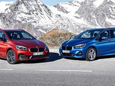 Facelifted BMW 2-Series Active And Gran Tourer Unveiled, Can You Tell What's Different?