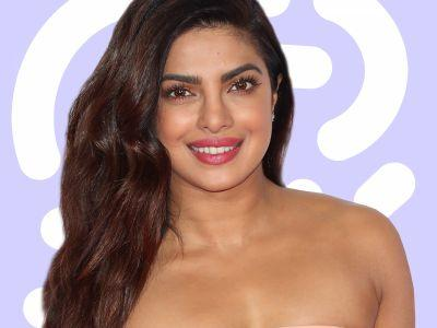 What You Didn't Know About Priyanka Chopra's Red Carpet Look