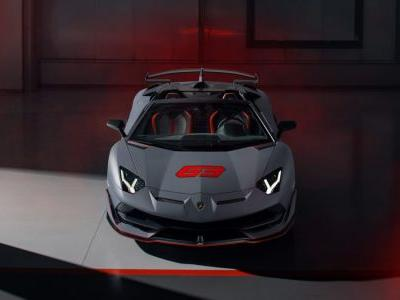 Limited edition Aventador SVJ 63 Roadster pays tribute to Lamborghini's founding year
