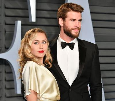 Miley Cyrus & Liam Hemsworth's Wedding Plans Were Reportedly Affected By The Woolsey Fire