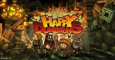 Happy Dungeons Releases in September