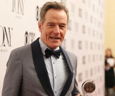 Bryan Cranston's Tony speech: 'The media isn't the enemy of the people'