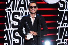 Watch Marc Anthony Pay Tribute to Jose Jose While Receiving Special Award at 2019 Latin AMAs