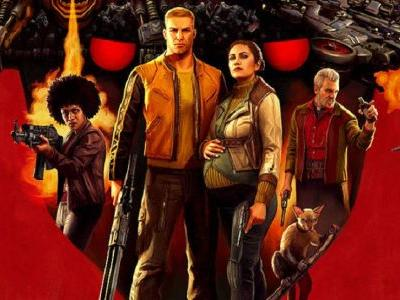 Wolfenstein II gets explosive Switch trailer and June release date
