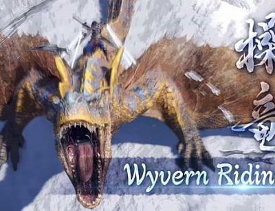 Monster Hunter Rise January Event Introduces Wyvern Riding, New Demo