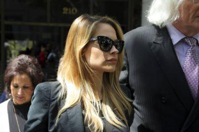 Ex-Playboy playmate sentenced in 'body-shaming' case