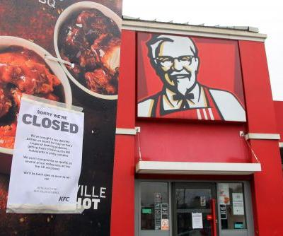 What the cluck? KFC runs out of chicken