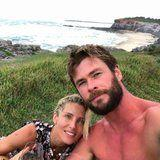 Chris Hemsworth's Ode to the Girls in His Life For International Women's Day Is Straight Up Delightful