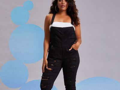Forever 21 Launched Size-Inclusive Denim, But We Have Some Questions
