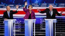 The 2020 Democratic Debate In Nevada Was The Most Watched In History