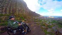Spanish wheelchair travel blogger highlights Northern Ireland
