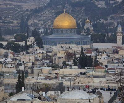 Opposition grows to possible US embassy move to Jerusalem