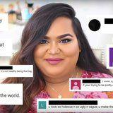 Beauty Vlogger Nabela Noor Tears Down Fat-Shamers in 1 Must-See Video