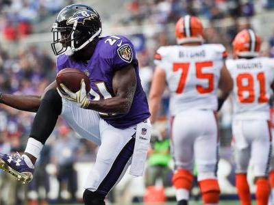 Ravens defence forces 5 turnovers in win over Browns