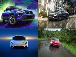 Top India Car News Mercedes-AMG GLE 53 Coupe Volkswagen Cars Price Hike Toyota Urban Cruiser Maserati MC20 And Skoda Rapid TSI Automatic