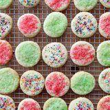 Holiday Sugar Cookies the Lazy Girl's Way