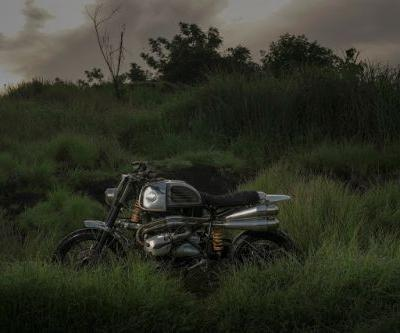 Reinventing Adventure with BCR's Redesign of BMW R1200 GS