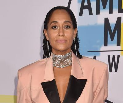 Tracee Ellis Ross wears all black designers to host the AMAs