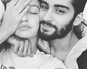 Er. So Gigi Hadid's Been Spotted With A Ring On THAT Finger