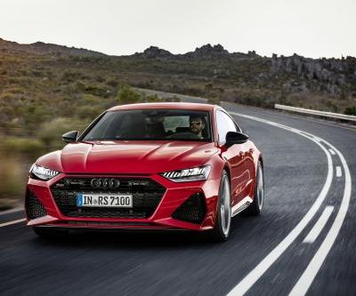 New Audi RS 7 Sportback Revealed With 591 HP and 800 Nm