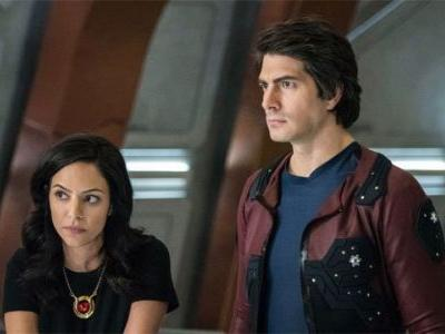 Brandon Routh & Courtney Ford Are Leaving DC's Legends of Tomorrow
