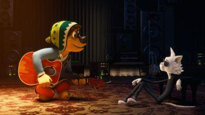 Amiable But Generic 'Rock Dog' Chases Its Own Tail