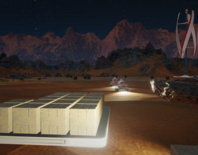 The Latest Surviving Mars Trailer Showcases How Resources Work in the Game