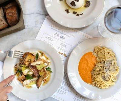 Truffle Week at Eataly NYC Flatiron
