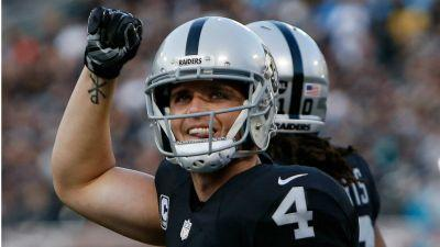 Las Vegas bets show Raiders are favorites to win Super Bowl 52