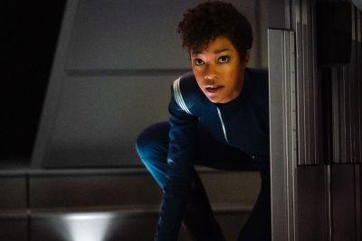 Latest 'Star Trek: Discovery' trailer shows more of the crew