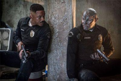 Comic-Con 2017: New Bright Trailer with Will Smith and Joel Edgerton