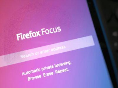 Firefox Focus gets Find in Page and Request Desktop Site options