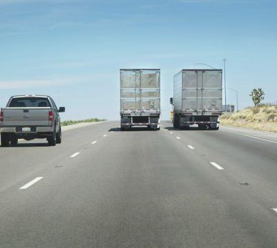 Government moves toward easing drive-time rules for truck drivers