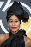 Tracee Ellis Ross Wore a Black Turban to Call Even More Attention to Time's Up