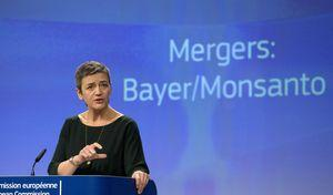 EU approves Bayer takeover of Monsanto after concessions