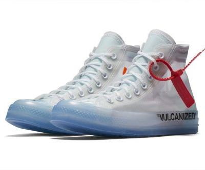 Here's the Official Store List for the Virgil Abloh x Converse Chuck 70