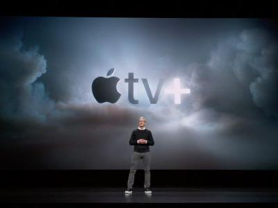 Apple Announces Original TV Streaming Service 'Apple TV+'