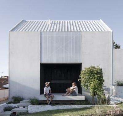 House A / Whispering Smith