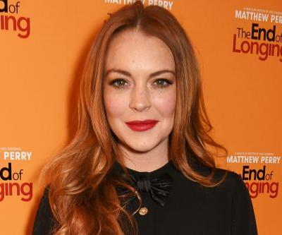 Lindsay Lohan is the new face of Lawyer