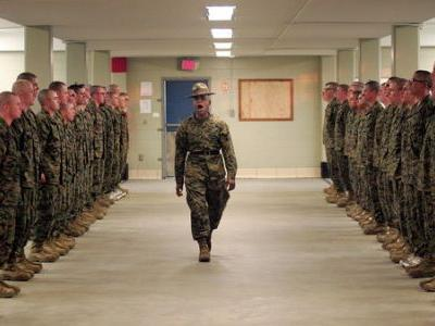 Sentencing Today of Marine Drill Instructor Convicted Of Abusing Recruits