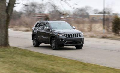 2017 Jeep Grand Cherokee Review: Well-Aged but More Capable than Ever