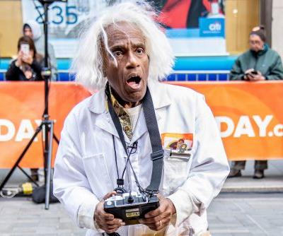 Al Roker defends dressing as white character for Halloween