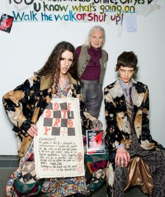 Vivienne Westwood: Ready-to-wear AW20