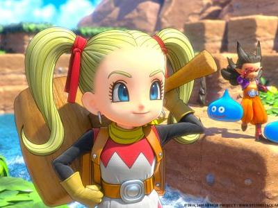 Dragon Quest Builders 2 Will Receive 4 DLC Packs, Bringing New Island, Buildings, Quests, and More