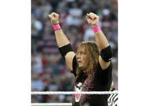 Spectator charged with assaulting WWE star Bret Hart