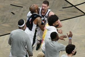 Halfway there: Bucks reach East finals after outlasting Nets