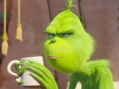 The Grinch Box Office: Stealing Christmas Is Big Money