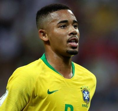 Jesus putting World Cup woes behind him after netting in Brazil friendly